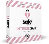 Safe Condoms Intense Safe  36 stuks - Condooms