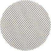 Silverline Klittenband gaas schuurschijven, 225 mm, 4 x 40, 4 x 80, 2 x 120 korrel
