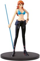 ONE PIECE - DXF Grandline Lady 'One Piece Gold' - Nami - 16cm