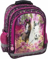 Animal Pictures Paarden Forest - Rugzak - 38 cm - Multi