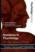 Psychology Express: Statistics in Psychology (Undergraduate Revision Guide)