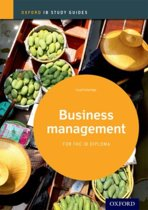 Business Management Study Guide
