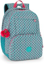 Kipling Hahnee - Laptop Rugzak - Summer Pop Bl