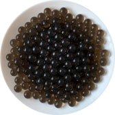 Fako Bijoux® - Orbeez - Waterabsorberende Balletjes - 15-16mm - Zwart - 50 Gram