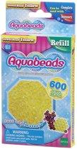 Aquabeads Gele Juweelparels- Hobbypakket