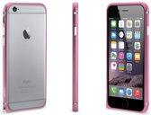 Avanca bumper voor iPhone 6 Plus van geanodiseerd aluminium roze