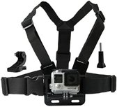 Chest mount / Chesty/ Bost band + GRATIS J-hook voor GoPro