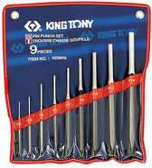 KING TONY 9DLG SPILDOORSLAGENSET 2-14MM