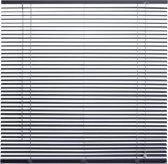 Intensions - Aluminium Jaloezie - 25 mm - Uni Donkergrijs - 100x175 cm