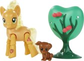 My Little Pony Applejack Appels rapen - Speelset