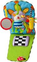 Taftoys Kleurrijke Auto Activiteitencentrum - Feet Fun