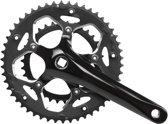 Prowheel Crankstel 10 Speed 34-50t 172,5 Mm Zwart