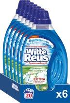 Witte Reus Gel Wasmiddel -120 wasbeurten - Halfjaarbox