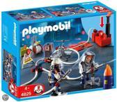 Playmobil Brandweermannen met Pomp - 4825