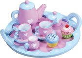Lelin Toys - Speelgoed Theeservies
