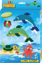 Hama Dolphins 2000St.