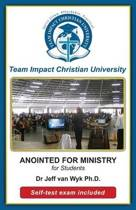Anointed for Ministry for Students