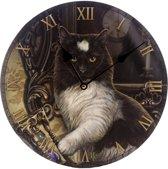 Puckator - Lisa Parker - Het Is Tijd kat fotoklok