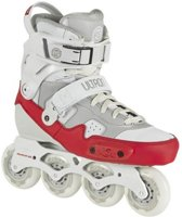 Powerslide Inline Skates Ultron Wit Rood Maat 36