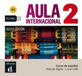 Aula internacional 2 Nueva edicion A2 - Llave USB con libro digital