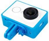TMC plastic behuizing voor frame behuizing voor Xiaomi Yi Sport Camera (HR319-BU) (blauw)