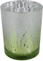 Waxinelichthouder Gras (10 x 8 cm)