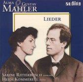 Alma & Gustav Mahler: Lieder