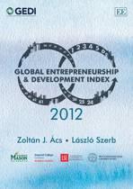 Global Entrepreneurship and Development Index 2012
