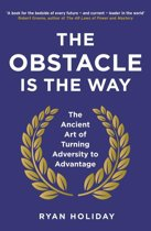 Boek cover The Obstacle is the Way van Ryan Holiday (Onbekend)