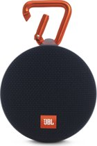 JBL Clip 2 - Bluetooth Mini Speaker - Zwart