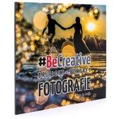 Arno de Bruijn #BeCreative boek voor bruiloft- en portretfotografie