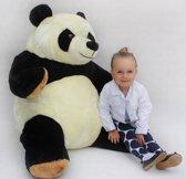 Pluche knuffel - Reuze panda knuffeldier - 80 cm