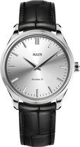 Maen Brooklyn 39 Ice Grey horloge MN1531.2.1.2