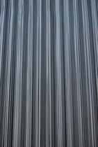 Sun-Arts deurgordijn palermo transparant grijs 100 x 232 cm