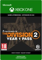 The Division 2: Year 1 Pass - Season Pass - Xbox One Download