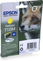 Epson T1284 - Inktcartridge / Geel