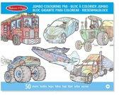 Bol Com Monster Cars Pocket Kleurboek