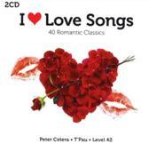 I Love Love Songs-2cd