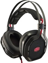 Cooler Master MasterPulse Pro Stereofonisch Hoofdband Zwart hoofdtelefoon