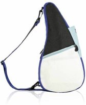 HEALTHY BACK BAG Rugzak - Reversible - Mosaic Blue - Small - 6123-MB