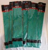 Verona Crepe papier 15 Pakjes a 250 X 50 cm. Groen