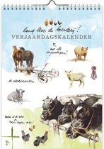Lang Leve de Boerderij A4 verjaardagskalender