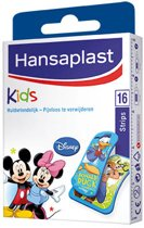 Hansaplast Kids Mickey - 16 Strips - Pleisters