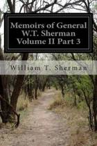 Memoirs of General W.T. Sherman Volume II Part 3