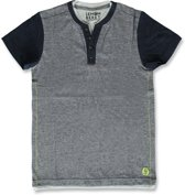 Lemon Beret t-shirt jongens - blauw - 141710 - maat 152