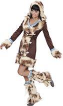 """""""Luxe Eskimo kostuum voor dames  - Verkleedkleding - Large"""""""