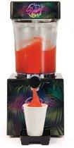 Fizz Tropical Cocktail Slush Puppy Machine – Klaar In 15 Minuten – Makkelijk In Gebruik