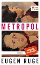 Boekomslag van 'Metropol'