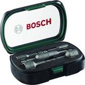 Bosch dopsleutelset - 6-delige set