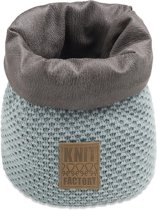 Knit Factory Lynn Mand Klein Stone Green